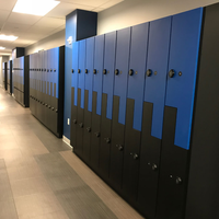 Phenolic Resin Lockers For Private School