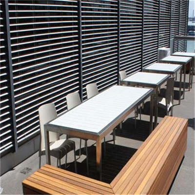 Waterproof Outdoor Dining Table Tops