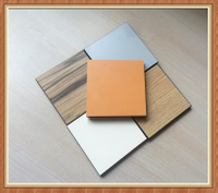 The Difference Between Melamine Panel And HPL Board