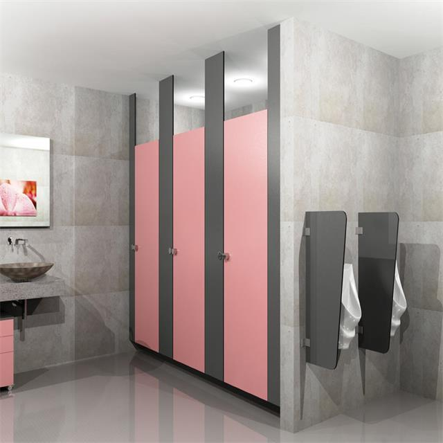 Brikley Compact Toilet Partition With Modern Design