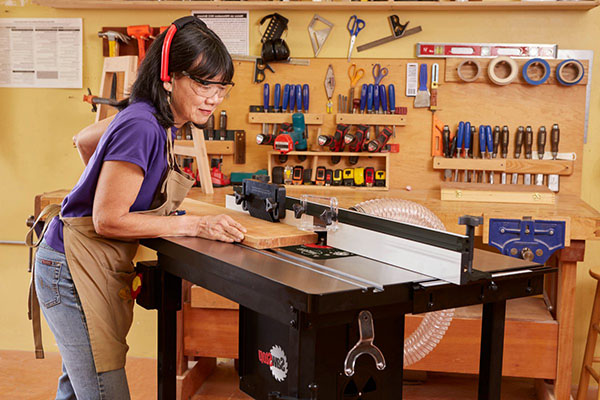HPL Router Table Top