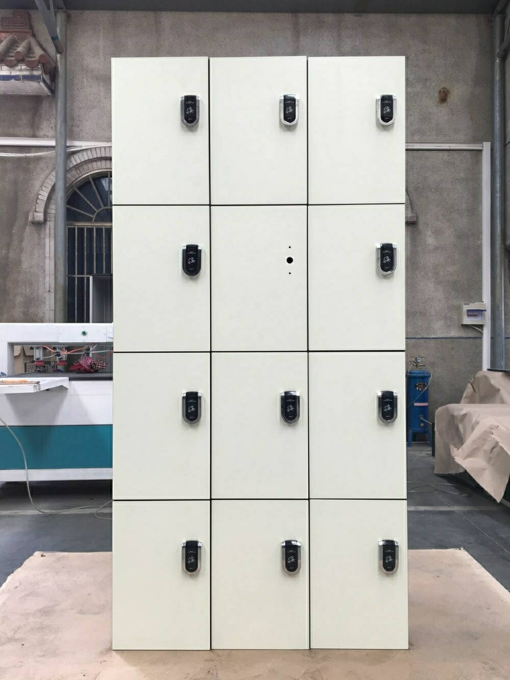 Phenolic HPL Lockers