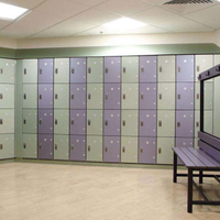 How to choose the right Waterproof Lockers For Kindergarten?