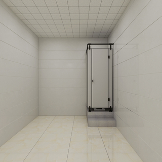Brikley HPL Toilet Partition 2019