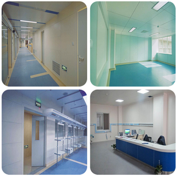 Brikley HPL Wall Cladding, Built For Hospitals